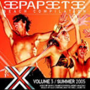 Papeete Beach vol.3 - CD Audio