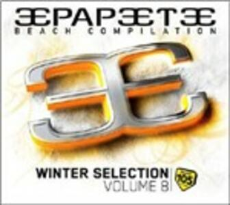 Papeete Beach Compilation. Winter Selection Volume 8 - CD Audio
