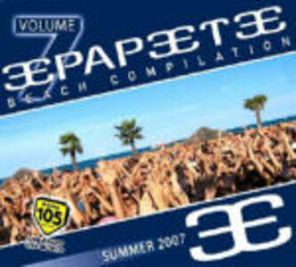 Papeete Beach Compilation volume 7 - CD Audio