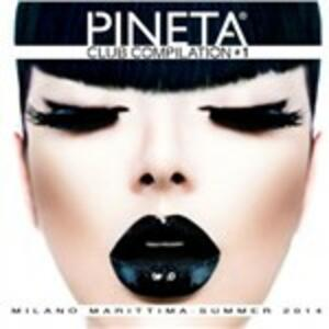 Pineta Club Compilation vol.1 - CD Audio