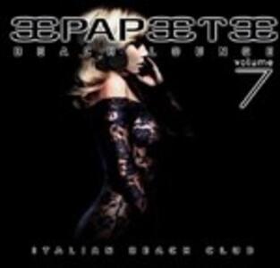 Papeete Beach Lounge vol.7 - CD Audio