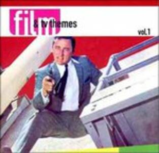Film and TV Themes vol.1 - CD Audio di Hollywood Studio Orchestra