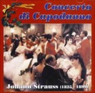 Concerto di Capodanno - CD Audio di Richard Strauss