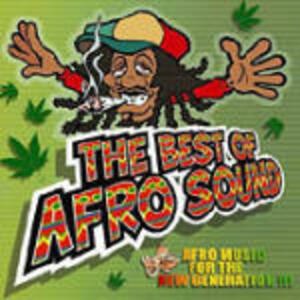 The Best of Afro Sound - CD Audio
