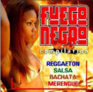 Fuego Negro - CD Audio