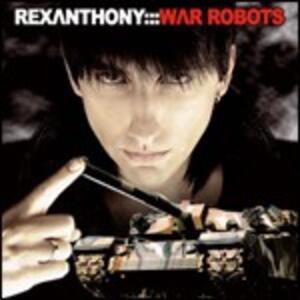 War Robots - CD Audio di Rexanthony