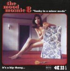 Mood Mosaic vol.8 Funky in a Minor Mode - CD Audio