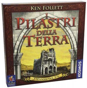 Giocattolo I Pilastri delle Terra. Kit per 5/6 Giocatori (Espansione per i Pilastri delle Terra) Giochi Uniti
