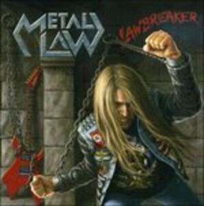 Lawbreaker - CD Audio di Metal Law