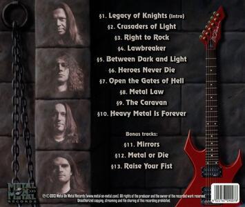 Lawbreaker - CD Audio di Metal Law - 2