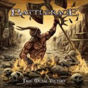 True Metal Victory - CD Audio di Battlerage