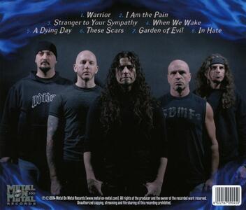 Warrior - CD Audio di Meliah Rage - 2