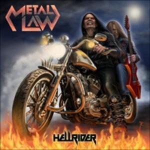 Hellrider - CD Audio di Metal Law