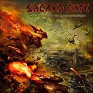 Countdown to Armageddon - CD Audio di Sacred Gate