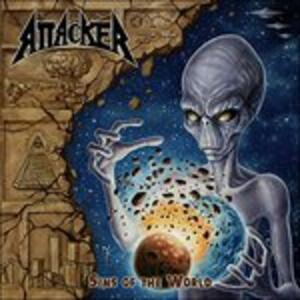 Sins of the World - CD Audio di Attacker
