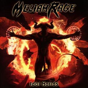 Idol Hands - CD Audio di Meliah Rage