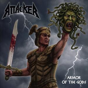 Armor of the Gods - CD Audio di Attacker