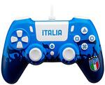 Wired Controller Figc Nazionale Italiana Di Calcio PlayStation 4