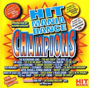 Hit Mania Dance Champions - CD Audio