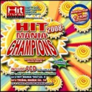 Hit Mania Champions 2008 - CD Audio
