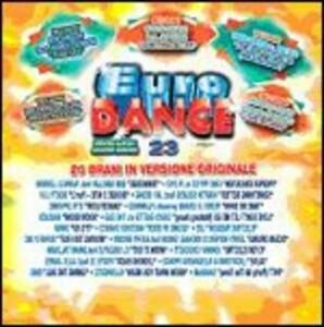 Eurodance 23 - CD Audio