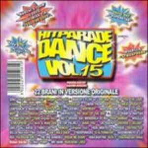 Hit Parade Dance vol.15 - CD Audio