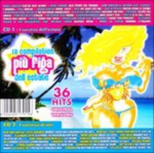 La compilation più figa dell'estate - CD Audio