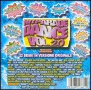 Hit Parade Dance vol.20 - CD Audio