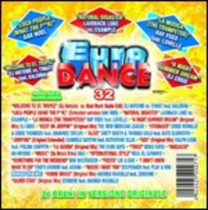 Eurodance vol.32 - CD Audio