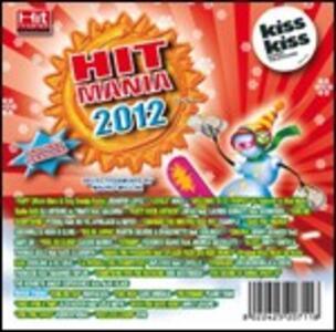 Hit Mania 2012 - CD Audio