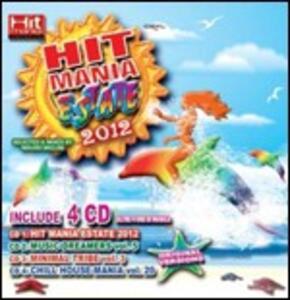 Hit Mania Estate 2012 - CD Audio