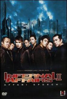 Infernal Affairs 2 (DVD) di Wai Keung Lau,Siu Fai Mak - DVD