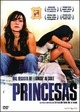 Cover Dvd DVD Princesas
