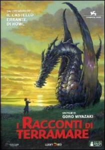 I racconti di Terramare (1 DVD) di Goro Miyazaki - DVD