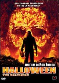 Cover Dvd Halloween. The Beginning