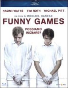 Funny Games di Michael Haneke - Blu-ray