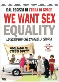 Cover Dvd We Want Sex