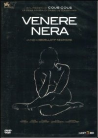 Cover Dvd Venere nera (DVD)