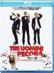 Cover Dvd Tre uomini e una pecora