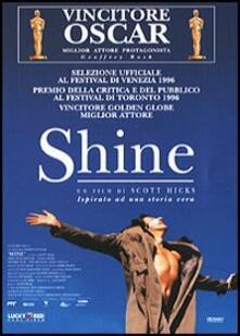 Shine (DVD) di Scott Hicks - DVD