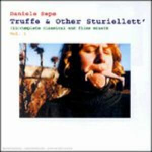 Truffe & Other Sturiellet - CD Audio di Daniele Sepe