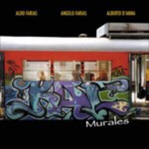 Murales - CD Audio di Aldo Farias