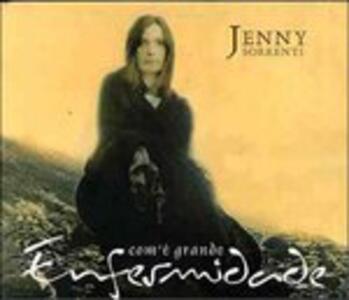 Com'è grande enfermidade - CD Audio di Jenny Sorrenti