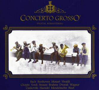 Concerto Grosso - CD Audio