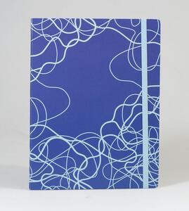 Cartoleria Taccuino a righe OpenWorld Natura Copertina Rigida Acqua Blu - 13x21 cm Open Wor(l)ds