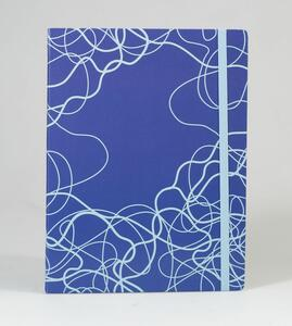 Cartoleria Taccuino puntinato OpenWorld Natura Copertina Rigida Acqua Blu - 13x21 cm Open Wor(l)ds