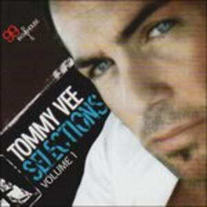 Tommy Vee Selections 1 - CD Audio