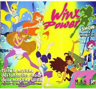 Winx Power Show (Colonna Sonora) - CD Audio