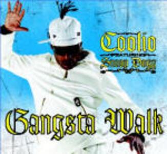 Gangsta Walk - CD Audio Singolo di Coolio,Snoop Dogg