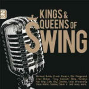Kings & Queens of Swing - CD Audio